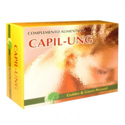Capil UNG 60 Cápsulas Golden Green