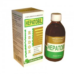 Hepatobil 250Ml. Golden Green