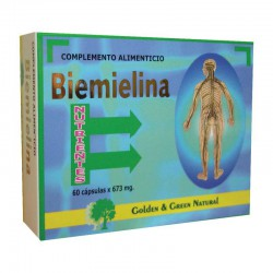 Bimielina 60 Cápsulas Golden Green