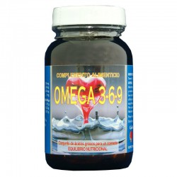 Omega 3-6-9 60 Cápsulas Golden Green