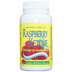 Raspberry Ketone 60 Cápsulas Golden Green