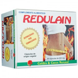 Redulain 90 Cápsulas Golden Green