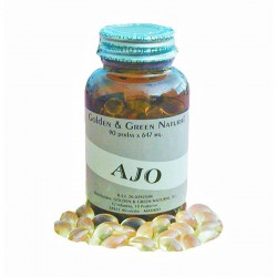 Ajo 90 Perlas Golden Green