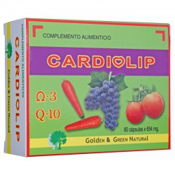 Cardiolip 60 Cápsulas Golden Green
