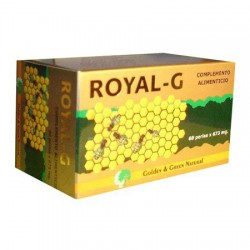 Royal G 60 Perlas Golden Green