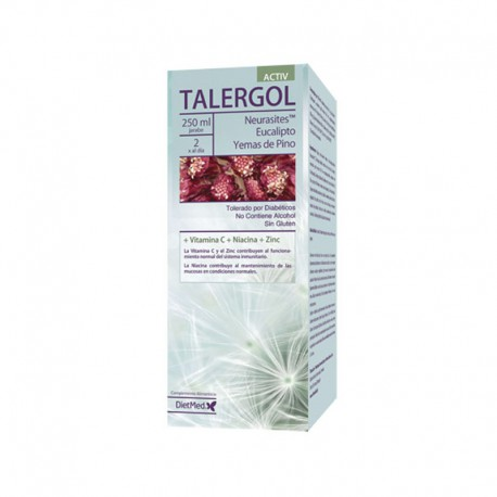 Talergol Activ Dietmed 250Ml.
