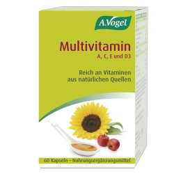 MULTIVITAMIN 60 CAPSULAS A. VOGEL (BIOFORCE)