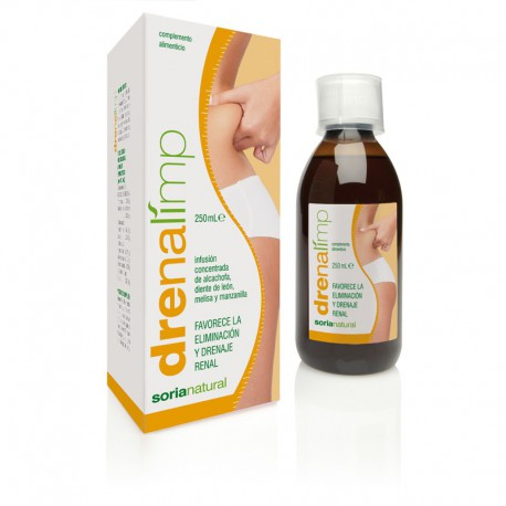 DRENALIMP 250Ml. SORIA NATURAL