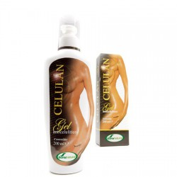 Celulan Gel Anticelulitico Soria Natural