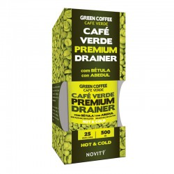 CAFE VERDE DRAINER 500Ml. NOVITY