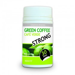 CAFE VERDE STRONG 60 CAPSULAS NOVITY