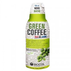 Green Coffee Hot & Cold 500Ml. Biocol