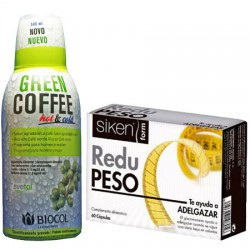Pack Redupeso y Green Coffee Biocol