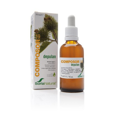 Composor 19 Depulán 50Ml Soria Natural