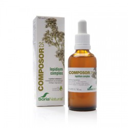 Composor 25 Lepidium Complex 50Ml Soria Natural