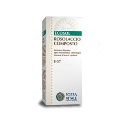 ROSOLACCIO COMPOSTO 50Ml. FORZA VITALE