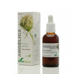 Angélica Extracto 50Ml Soria Natural