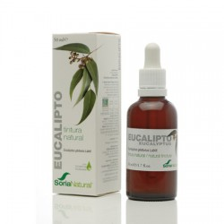 Eucalipto Extracto 50Ml Soria Natural