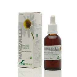 Manzanilla Extracto 50Ml Soria Natural