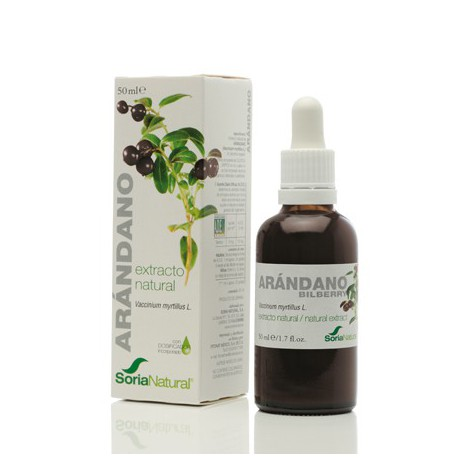 Arándano Extracto 50Ml Soria Natural