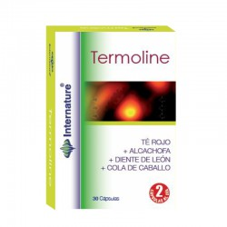 TERMOLINE 30 CAPSULAS INTERNATURE