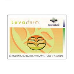 LEVADERM 50 CAPSULAS INTERNATURE