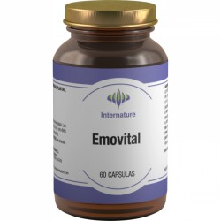 EMOVITAL 40 CAPSULAS INTERNATURE