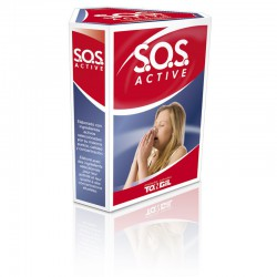 S.O.S. ACTIVE 3x60Ml. TONGIL