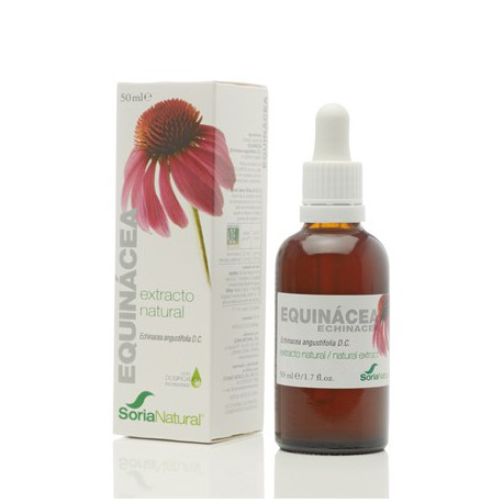 Equinácea Extracto 50Ml Soria Natural