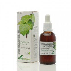 Hamamelis Extracto 50Ml Soria Natural