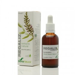 Regaliz Extracto 50Ml Soria Natural
