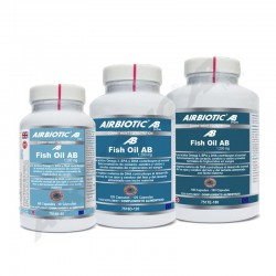 FISH OIL 1.200Mg. 180 CAPSULAS AIRBIOTIC