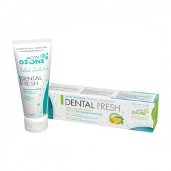 DENTIFRICO DENTAL FRESH ALOE OZONE-ALOE VERA 75Ml. ACTIVIZONE