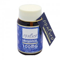UBIQUINOL 100Mg. 30 PERLAS VEGETALES ESTADO PURO - TONGIL