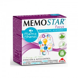 MEMOSTAR FOCUS 30 SOBRES INTERSA