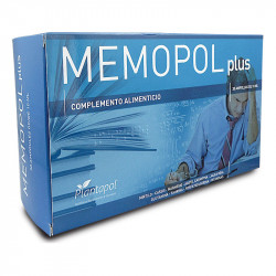 MEMOPOL PLUS 30 AMPOLLAS DE 10Ml. PLANTA POL