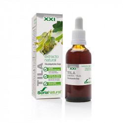 EXTRACTO DE TILA FORMULA XXI 50Ml. SORIA NATURAL
