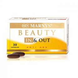 BEAUTY IN & OUT 30 CAPSULAS MARNYS