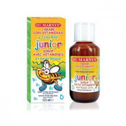 JUNIOR JARABE MULTIVITAMINICO + JALEA REAL 125Ml. MARNYS