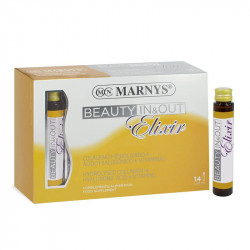 BEAUTY IN & OUT ELIXIR 14 VIALES MARNYS