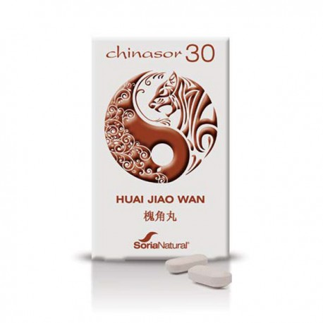 Chinasor 30 Soria Natural