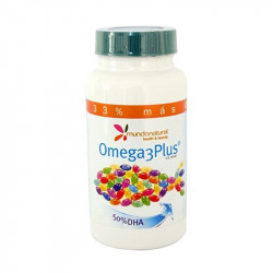 OMEGA3PLUS 90 CAPSULAS MUNDO NATURAL