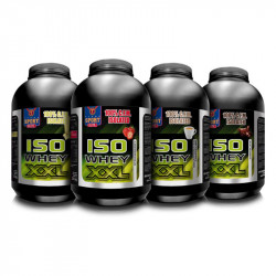ISO WHEY XXL TROPICAL 3KG. TEGOR