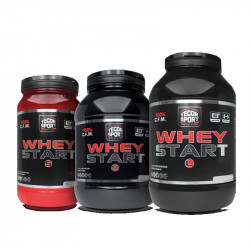 WHEY START TROPICAL 1 kg. M TEGOR