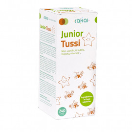 JUNIOR TUSSI 250Ml. SAKAI