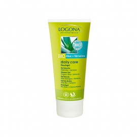 GEL DUCHA DAILY CARE VERBENA & ALOE BIO 200Ml. LOGONA