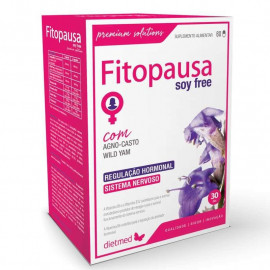 FITOPAUSA SOY FREE 60 CAPSULAS DIETMED